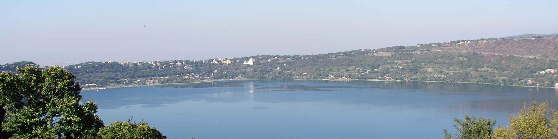 Panorama Albano Laziale
