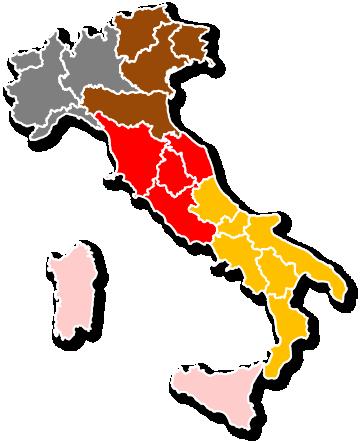 Immagine Cartina Italia