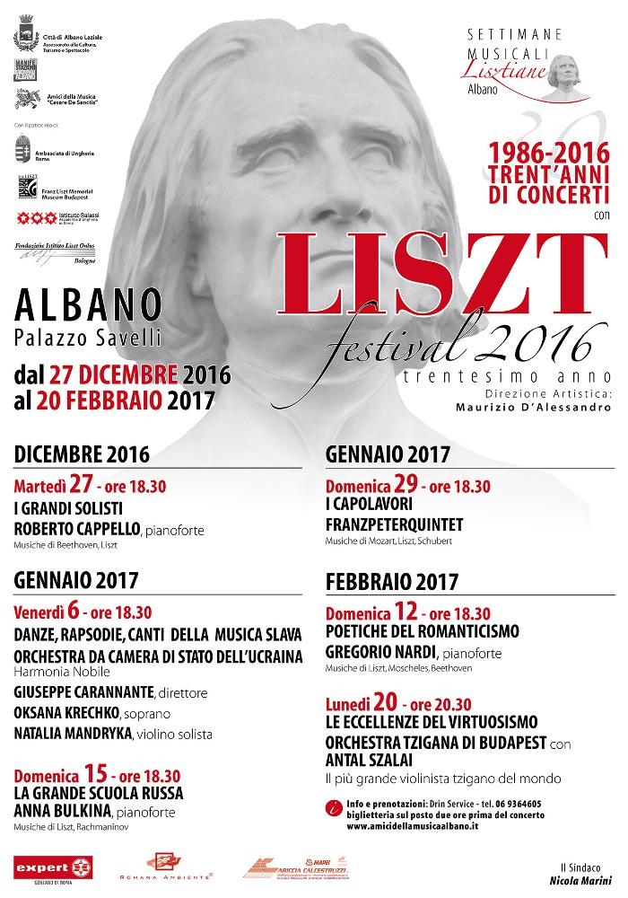 Locandina Liszt