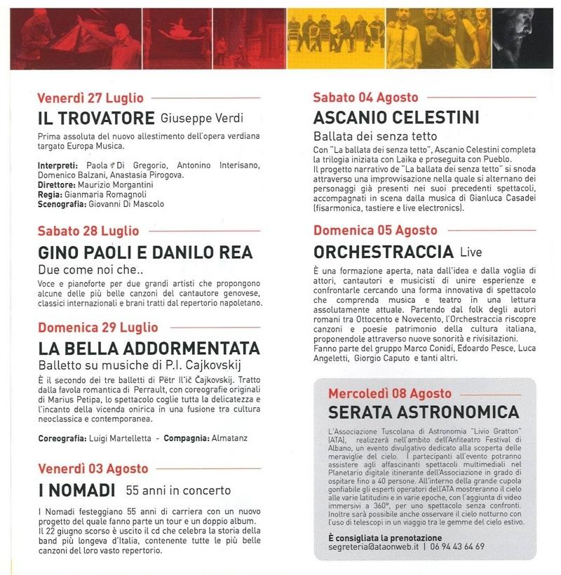 Manifesto Anfiteatro