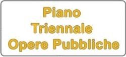 Icona Piano triennale opere pubbliche