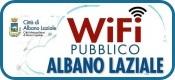 Logo Wifi Pubblico Albano Laziale