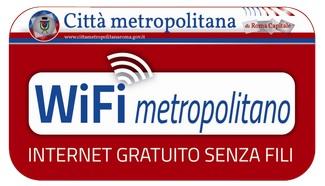 Icona WIFI metropolitano