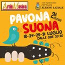 Icona Pavona Suona. IIa edizione