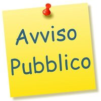 Icona Avviso Pubblico