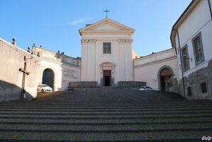 Convent and Church of St. Paul's picture