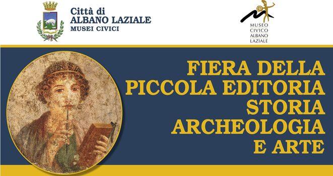 Immagine FIERA DELLA PICCOLA EDITORIA DI STORIA ARCHEOLOGICA E ARTE