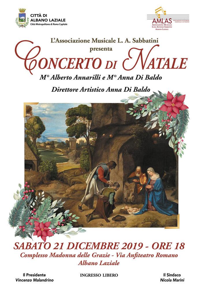 Immagine Concerto di Natale