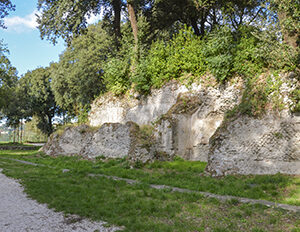 Villa di Pompeo Magno