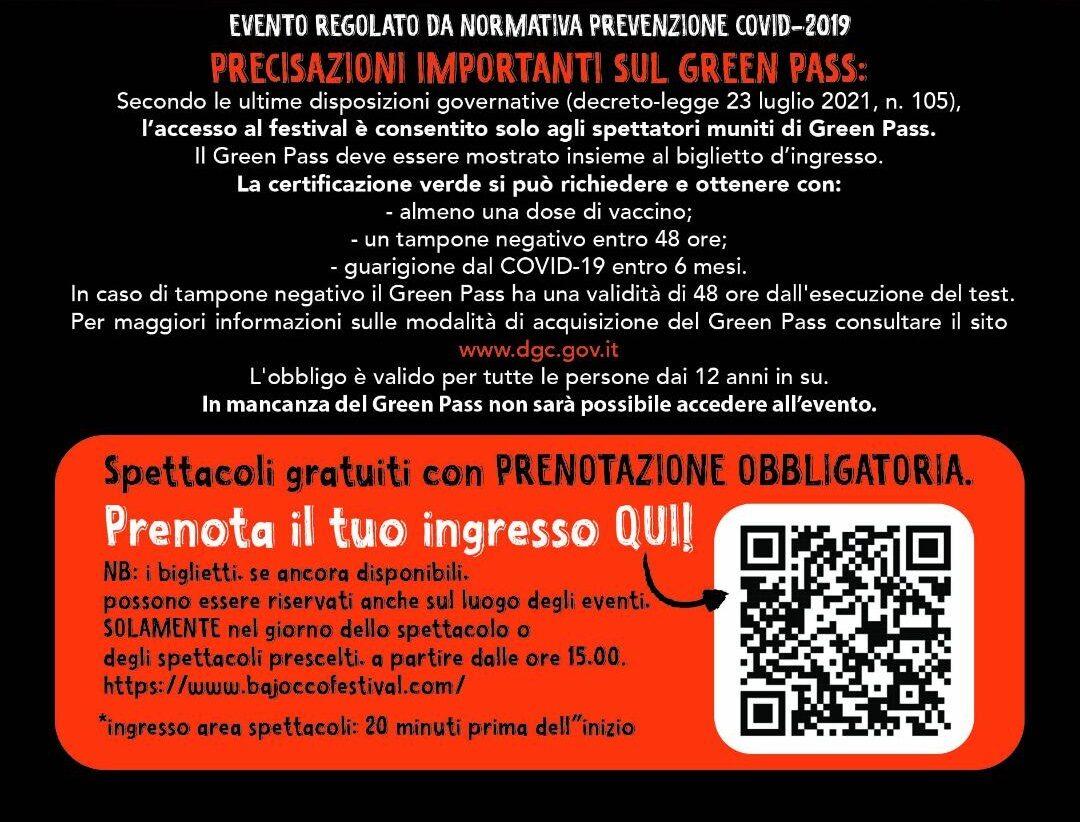 Locandina Bajocco 2020