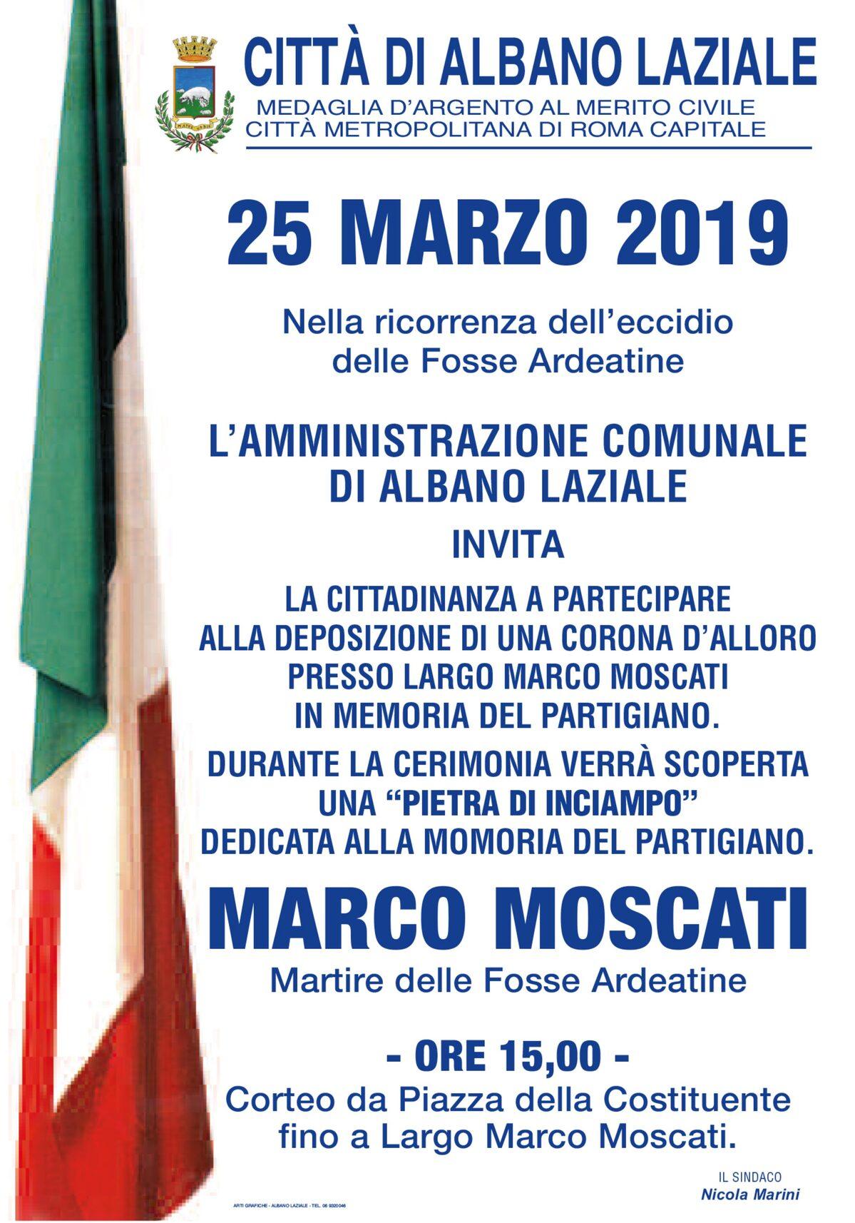 file di immagine contenente il programma della commemorazione