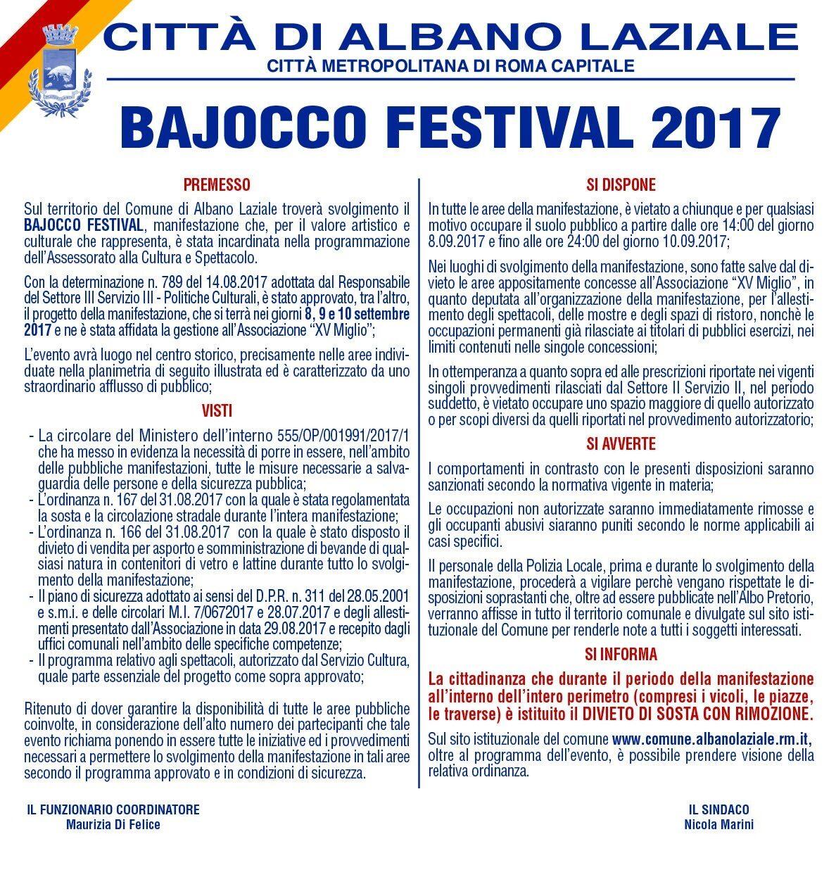 Manifesto Bajocco