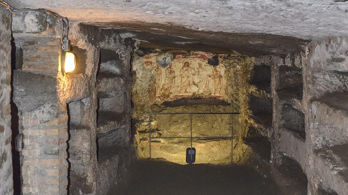 Catacombe di S. Senatore