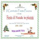 Icona Festa di Natale in piazza