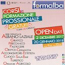 Open day - Formalba