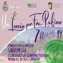 Icona evento: Un leccio per Fra Rufino