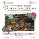 Icona Concerto di Natale