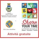 Icona Share your time